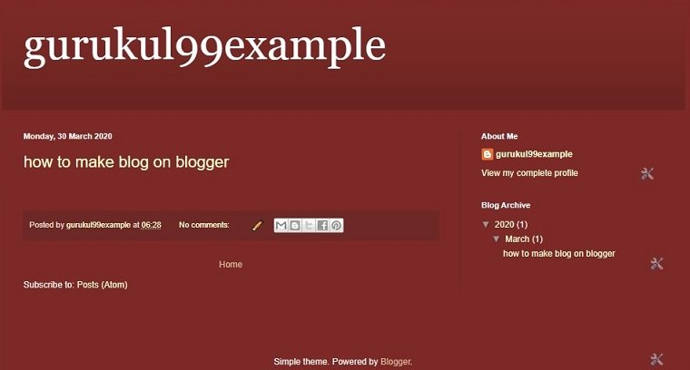 Blogger7