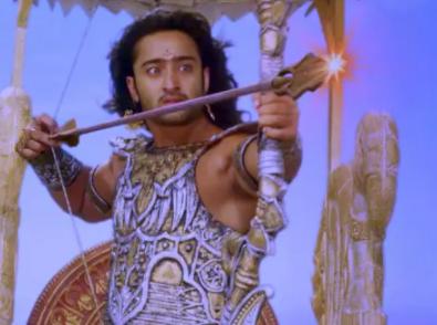 Arjun Mahabharat Hindi
